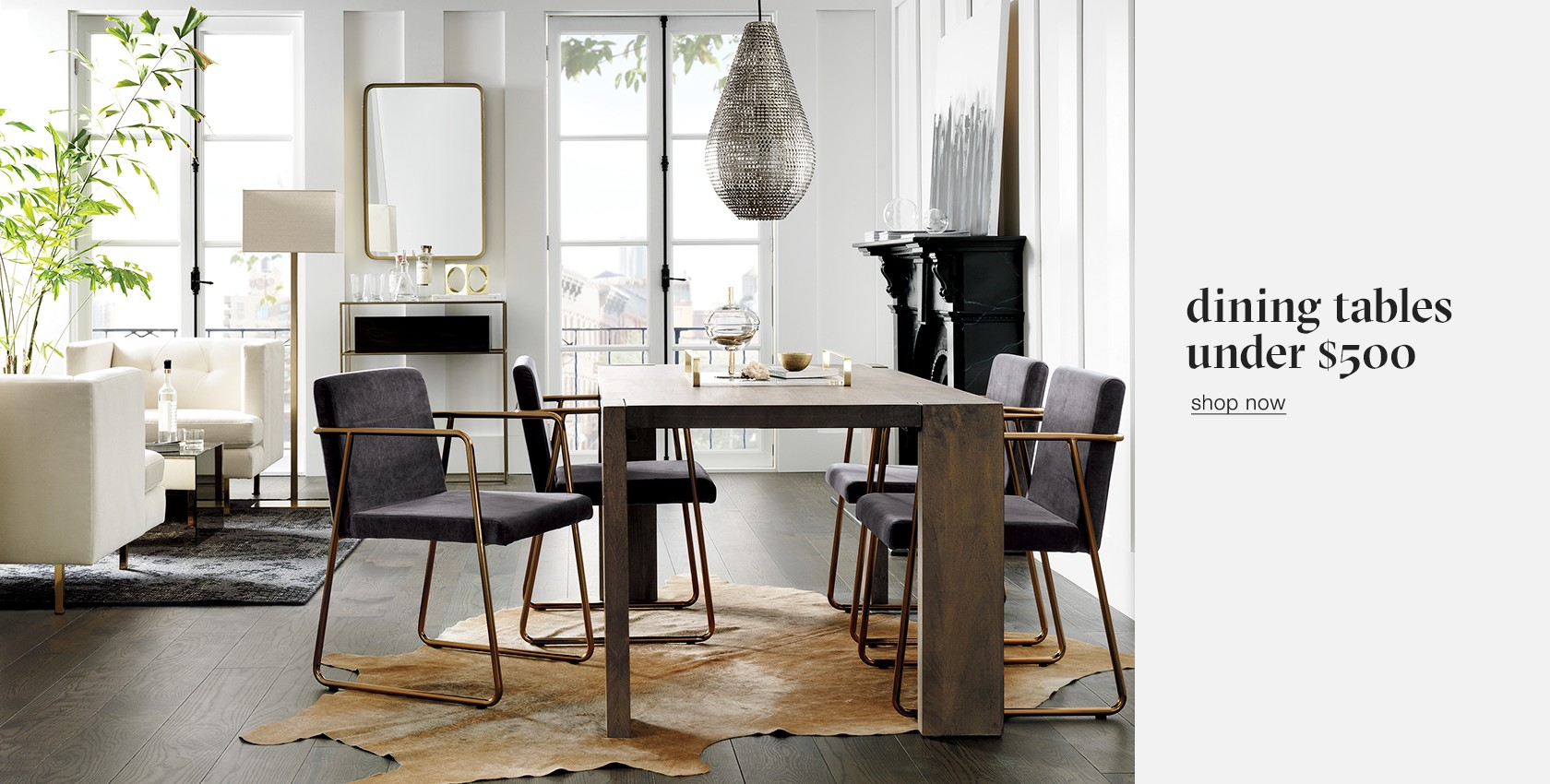 dining tables under $500