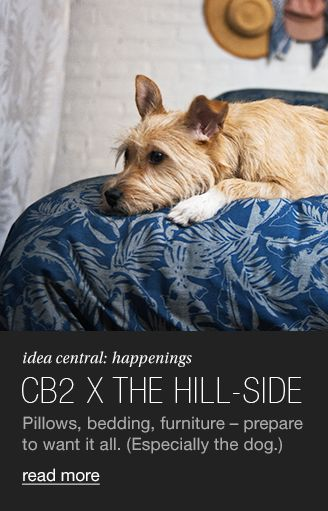 CB2 X THE HILL-SIDE