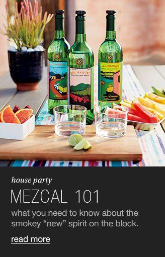 MEZCAL 101