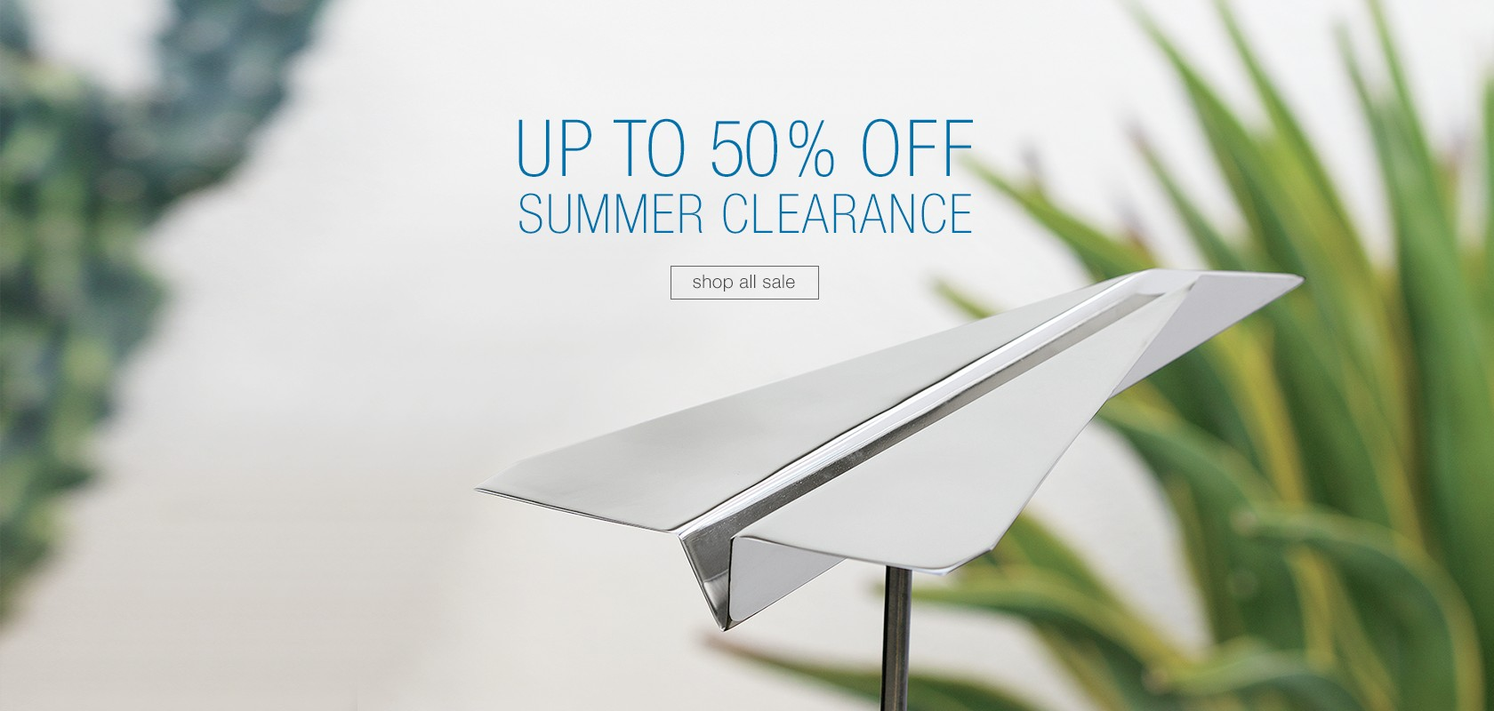 starts now. up to 50% off summer clearance