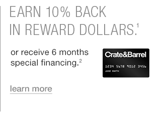 CBCC. Earn 10% back in reward dollars.