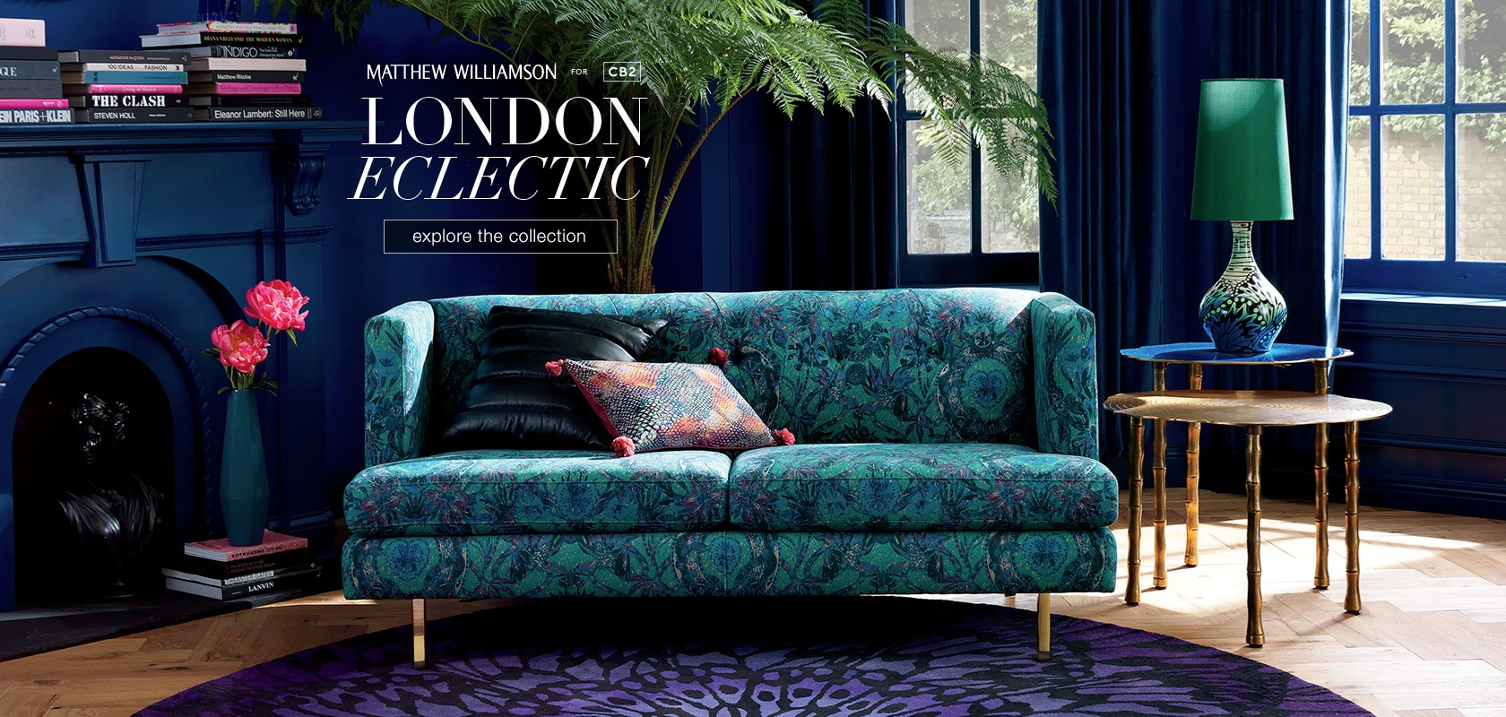 matthew williamson, london eclectic