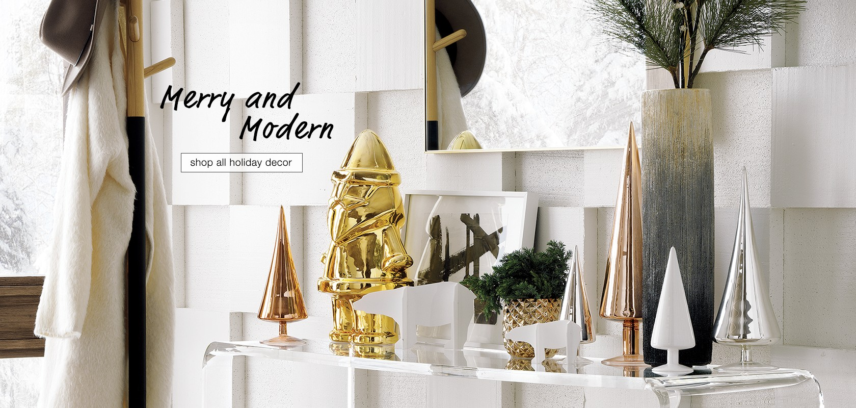 merry and modern
