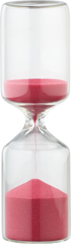 15 minute berry hour glass