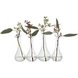4-some bud vase