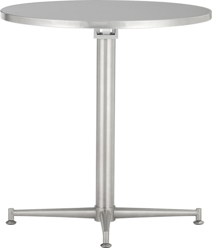 90 degrees bistro table