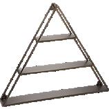 a frame shelf