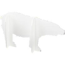 acrylic large polar bear
