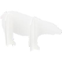 acrylic small polar bear