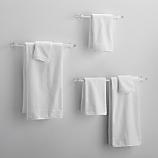acrylic towel bars