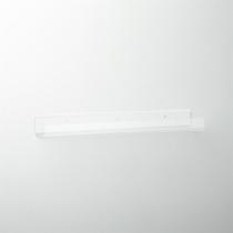 """acrylic wall shelf 24"""""""