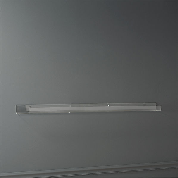 AcrylicWallShelf48inROF16