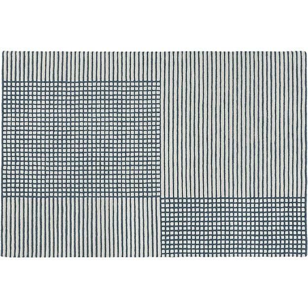 aerial grey rug 6'x9'