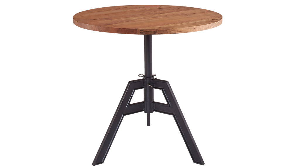 Alias Adjustable Bistro Table Cb2