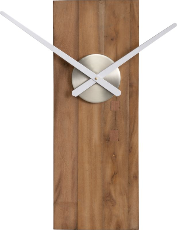 allways hanging clock