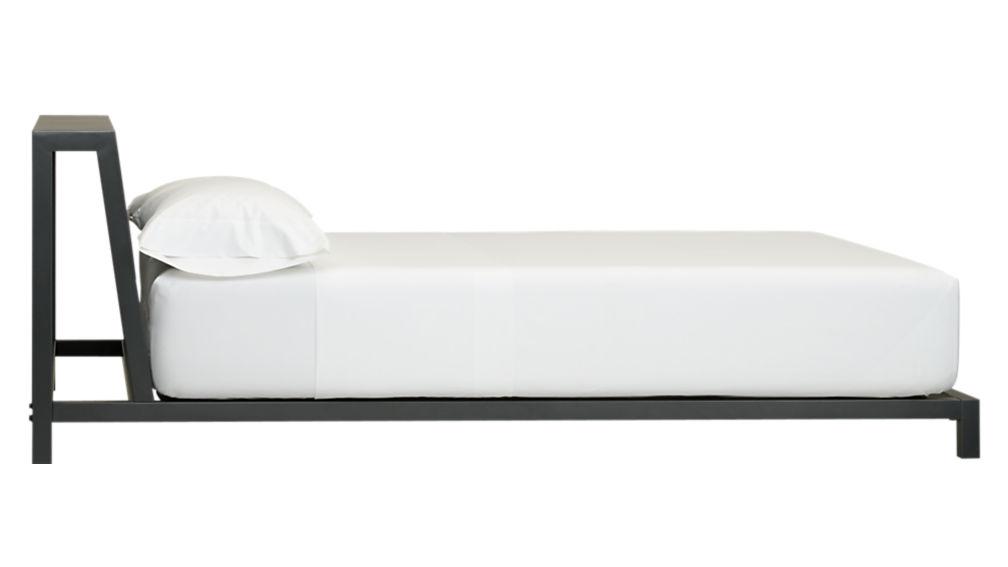 alpine gunmetal full bed