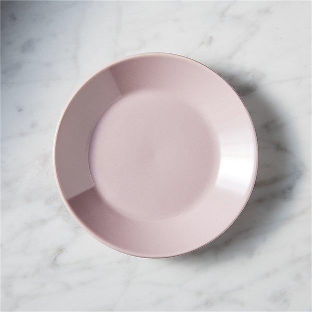 amuse light purple appetizer plate
