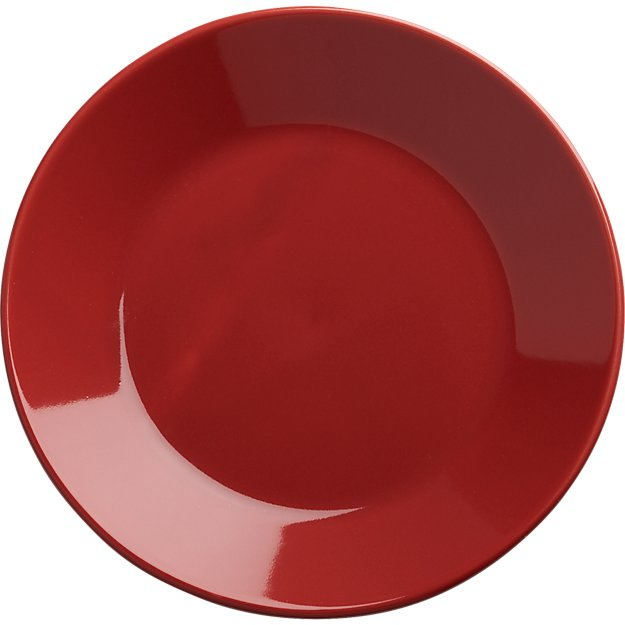 amuse red wine appetizer plate