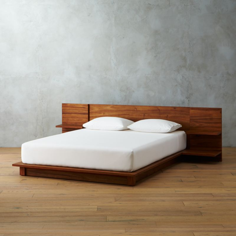 Andes Acacia King Bed Cb2