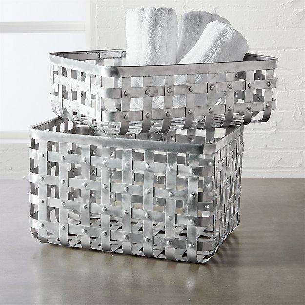 armor baskets