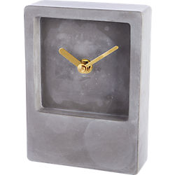 around the block table clock