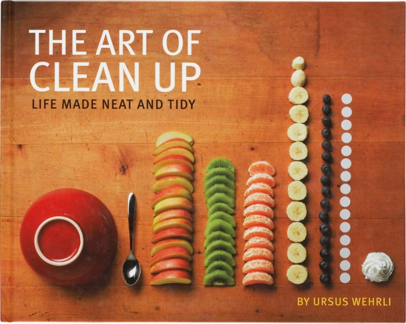 """art of clean up"""