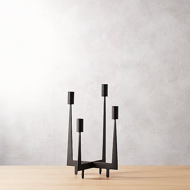 arya taper candle holder