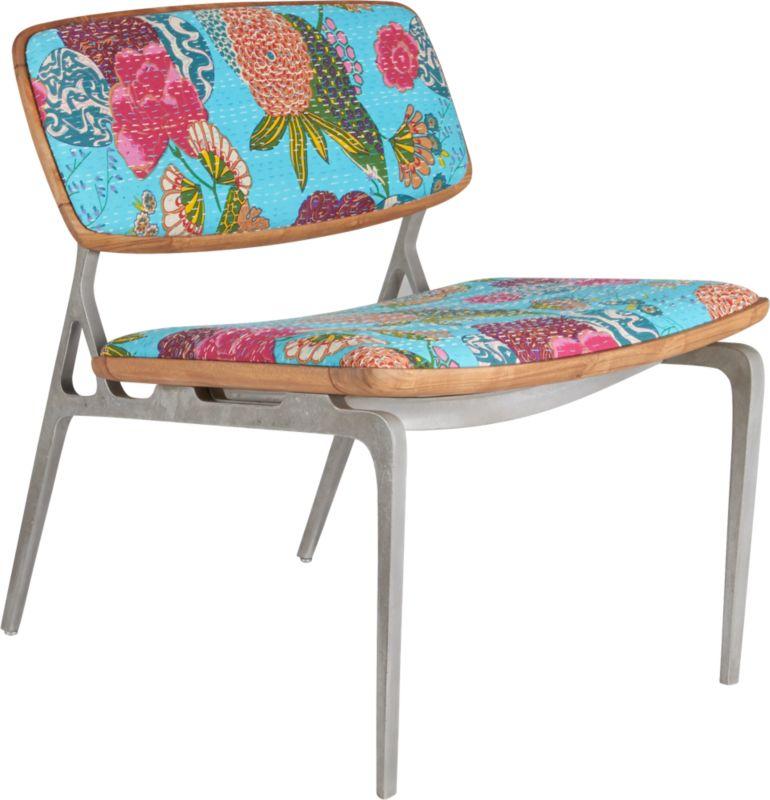 asan kantha chair
