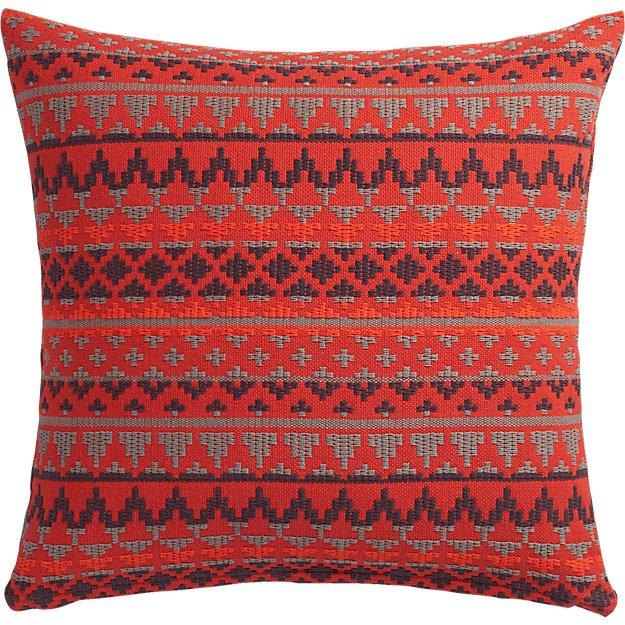 """aspen 20"""" pillow"""