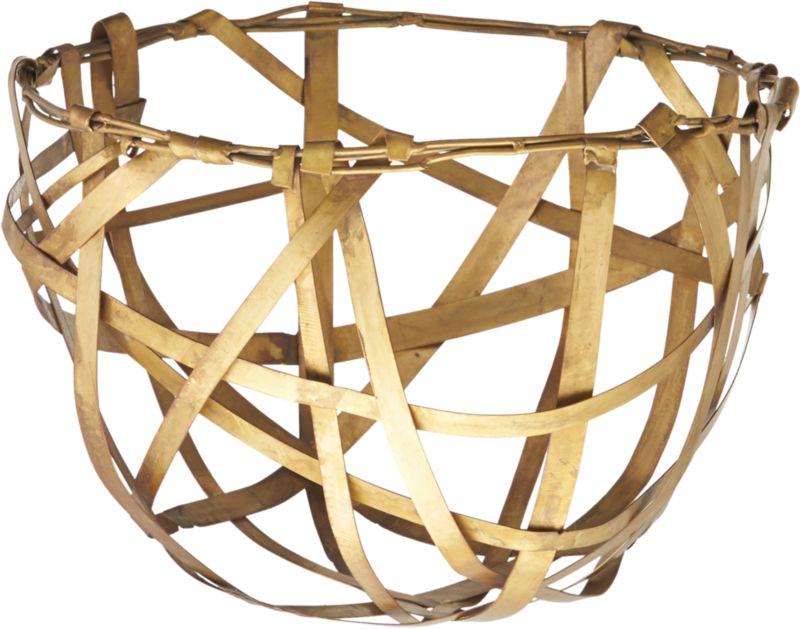 assam metal basket