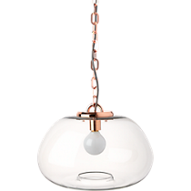 aurelia pendant light