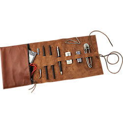 bandito leather organizer