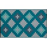 beach reversible outdoor rug 5'x8'