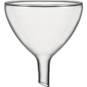 beaker glass funnel