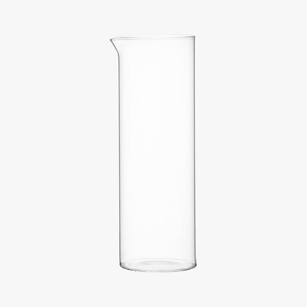 beaker large glass pitcher