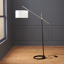 beam floor lamp