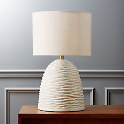 beehive table lamp
