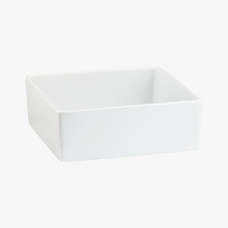 bento square serving bowl