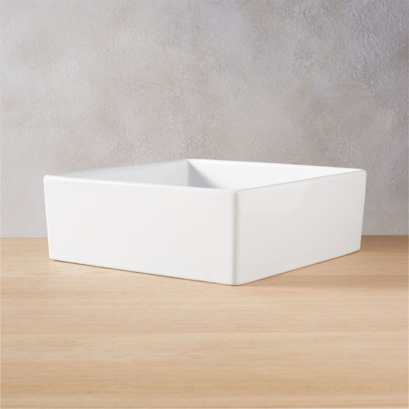 bento square serving bowl