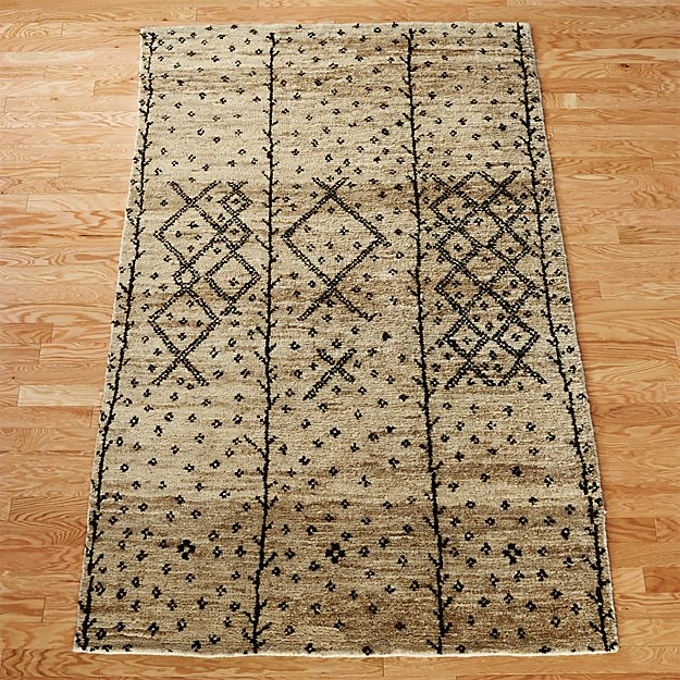 berber-rug-8x10 by crate&barrel