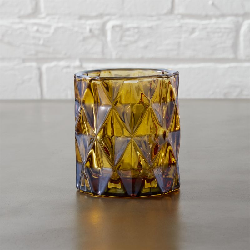 Betty Tea Light Candle Holder Cb2