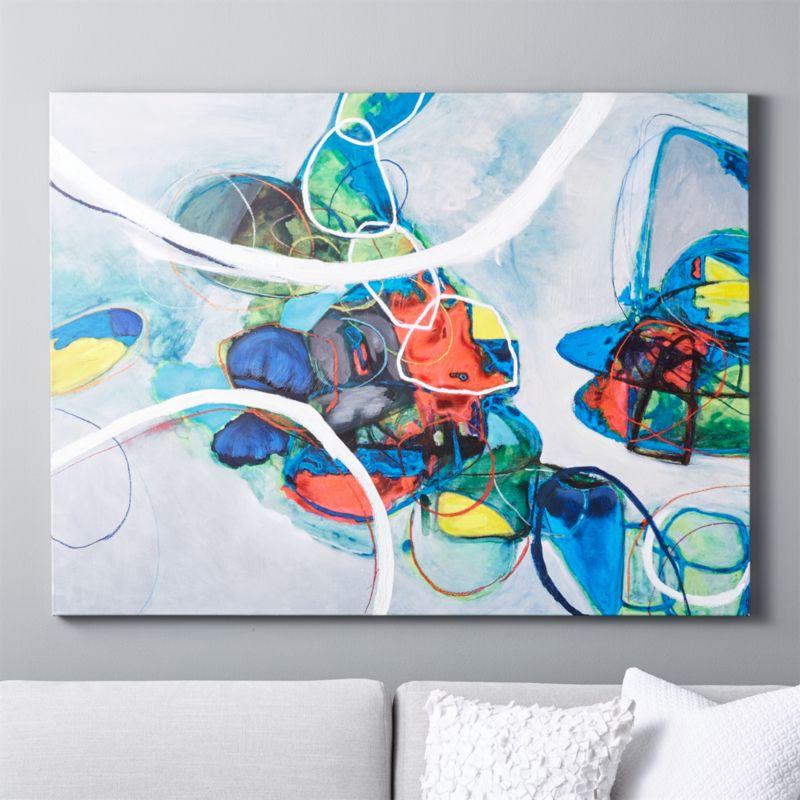 biospheres print by CB2 $179 CB2  sc 1 st  Designer Love & Designer Love - special edition