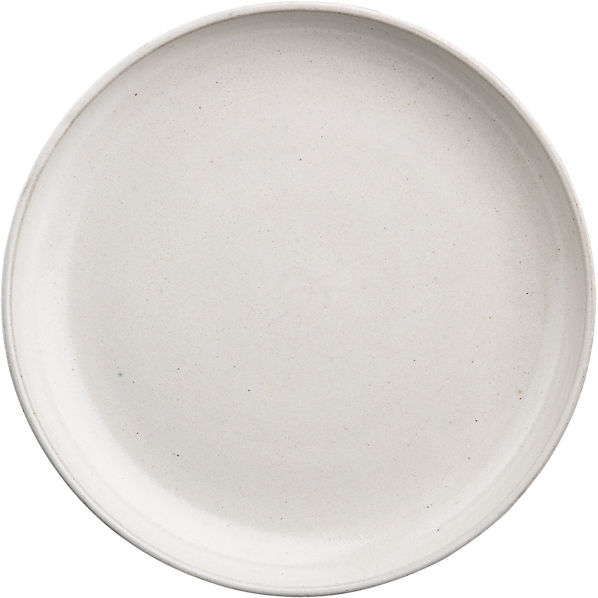 BlackClayDinnerPlateS13