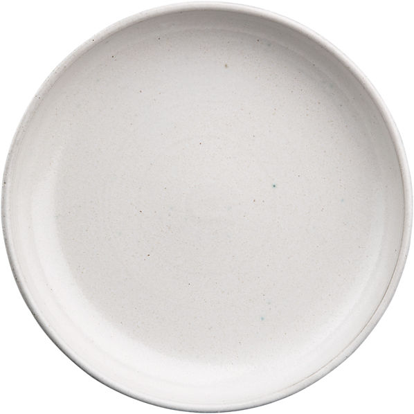 BlackClaySaladPlateS13