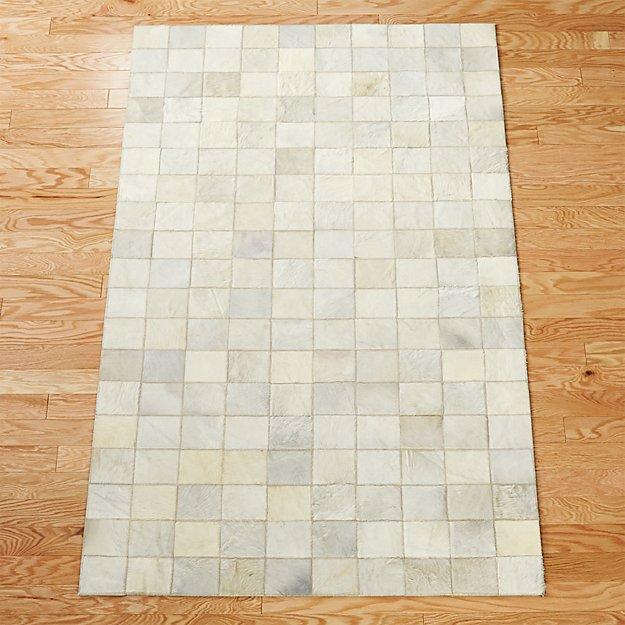 blanchette hide rug