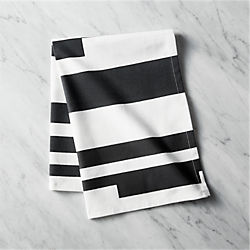 block dishtowel