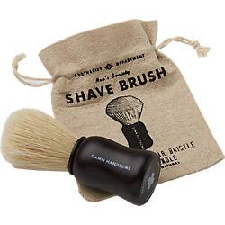 boar bristle shave brush
