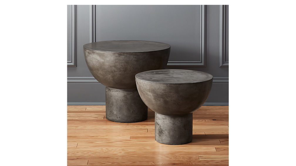 bongo tall side table