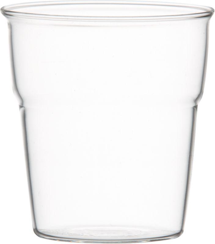 borosilicate espresso cup