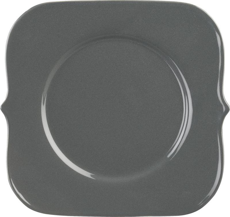 bracket salad plate